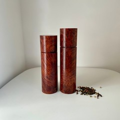 Pepper Grinder, Pepper Mill, Salt and Pepper mill set, Gift for dad, Birthday gi