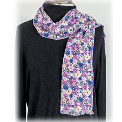 Scarves - light weight and pretty,