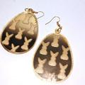 Stunning Easter Egg Earrings