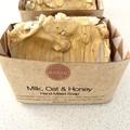 Milk, Oat & Honey, Hand Milled Soap