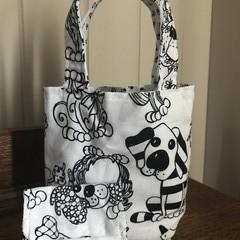 Kids' handbag - Dog
