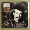 Lionel Ritchie 45 Notebook