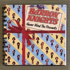 Barron Knights 45 Notebook