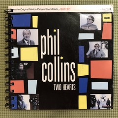 Phil Collins 45 Notebook
