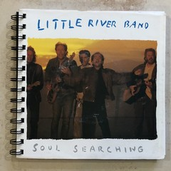 Little River Band 45 Notebook