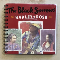 The Black Sorrows  45 Notebook