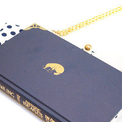 Fantastic Beasts and Where to Find Them - J.K. Rowling - Bag made from a book