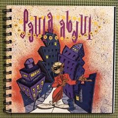 Paula Abdul 45 Notebook
