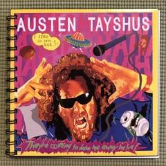 Austen Tayshus 45 Notebook