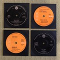 Elvis Presley Coasters Set of 4