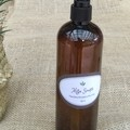 Natural Emu Liquid Soap 100%Pure Emu Oil high Grade is used in this soap 485 ml