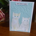GET WELL CARD - (Free Postage)
