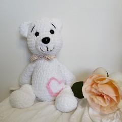 Super soft crochet Bear the Toy