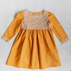 Gir's Winter Dress