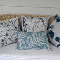 Bracken Fern cushion