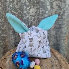Easter bunny ear bag