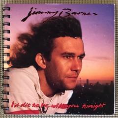 Jimmy Barnes 45 Notebook