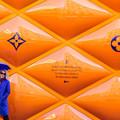 Blue Haasch Supabrella - plastic free, fairtrade, ethical, ecoumbrella