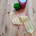 Crochet Lattice Headband - PDF Pattern