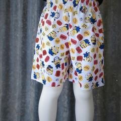 """Minons""- Kids Novelty Shorts"
