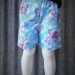"""Abby--Muppet Character""- Kids Novelty Shorts"