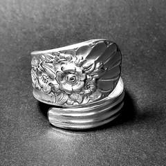 1953 Jubilee Spoon Ring
