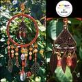 Leafy Round Suncatchers (4 available)