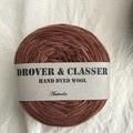 'Kelpie' 5ply hand dyed superfine merino yarn