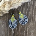'CHANDY' Beaded Earrings
