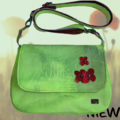 Poppy Field and Emerald City Hedy Convertible Bag