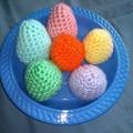 Easter Eggs - Crochet