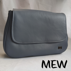 Hedy Convertible Clutch - Grey - Galah