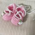 Baby ballet slippers