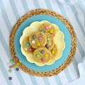 """EASTER """"Bunny"""" Cookie Mix in a bottle. Makes 6 or 12  delicious cookies"""