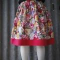 """Floral""- Girls Winter Skirt"