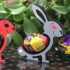 Easter Bunny - Small Size