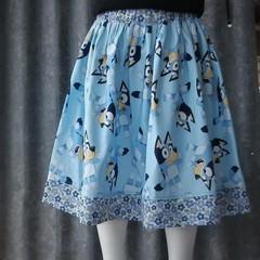 """""""Bluey""""- Girls Winter Skirt"""