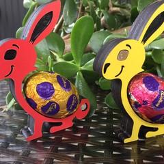 Easter Bunny - Medium Size
