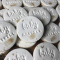 Aphrodite Beauty Baby Shower Cookies