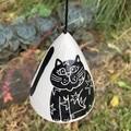 Cat 🐈 Garden bell/ wind chime