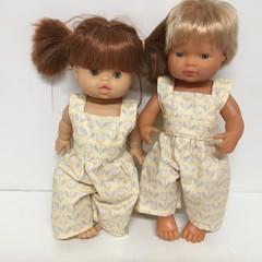 Miniland Minikane Dolls  Romper to fit 38cm dolls