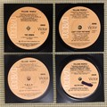 Village People Coasters Set of 4