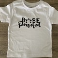 Boobie powered kids t shirt