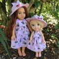 45cmDolls clothes Dress and hat set suits All American Girl etc