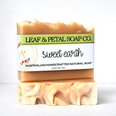 Sweet Earth Natural Vegan Soap