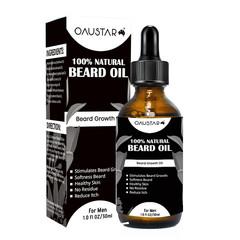 Organic Beard Oil For Soften, Smooths, Strengthens Beard Growth