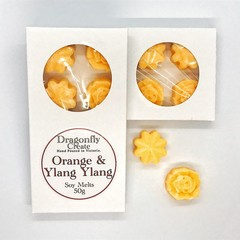 Orange & Ylang Ylang | Soy Wax Melts