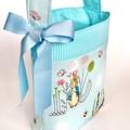 Unique Easter Egg Basket - Peter Rabbit