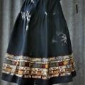 """""""Let's Travel""""- Girls Winter Skirt"""