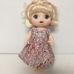 Dolls Dress to fit Baby Alive